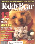 Teddy Bear & Friends Cover Dec  2003